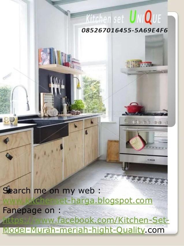 Dapur Minimalis Desain Dapur Kecil Tanpa Kitchen Set Koh Lic Cute766