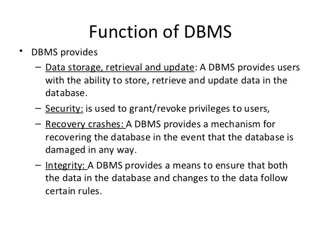Database Security Lecture Notes