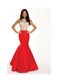 Deciding if a mermaid style prom dress is right for you by ...