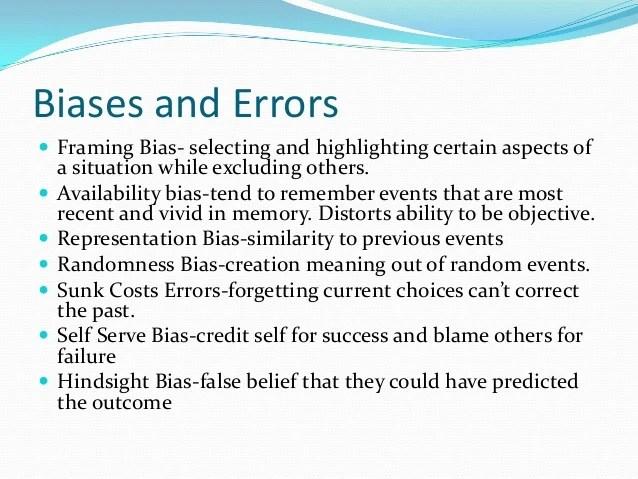 framing bias definition | Allframes5.org