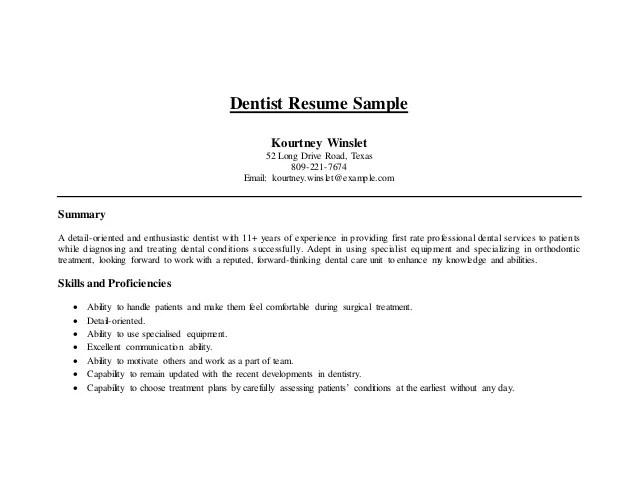 Dentist Resume Sample 4 638 ?cb=1469689098