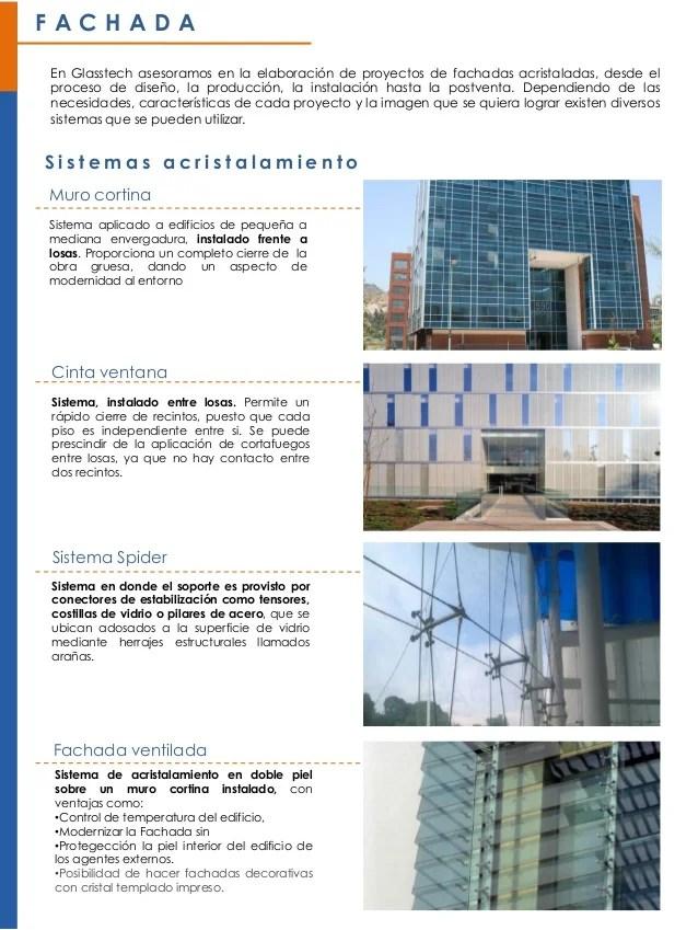 Detalle constructivo y formas de instalar vidrios para