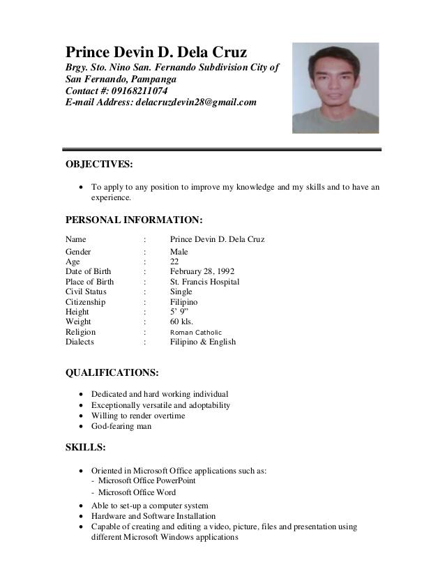 Devin Resume