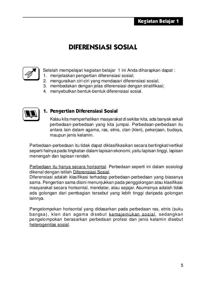 Jenis Stratifikasi Sosial : jenis, stratifikasi, sosial, Sebutkan, Jelaskan, Jenis, Stratifikasi, Sosial, Dalam, Masyarakat