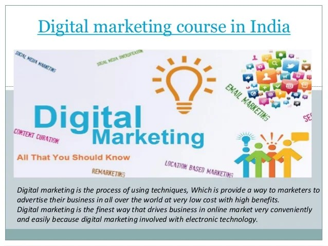 Which digital marketing course should you take to boost your marketing skills, absolutely free of charge? Digital marketing course in India