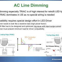 2 Way Dimmer Wiring Diagram Mercedes T1 Dimmable Led Driver Solutions