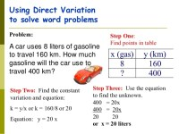 All Worksheets  Direct Proportion Word Problems ...