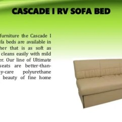 Sofa Beds For Motorhomes How To Cover A Cushion With Fabric Discount Van Truck The Best Price And Quality Rv Fremont Bed