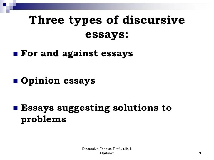 discursive essays on the internet This ielts internet essay is on the topic of the internet and social interaction included is a model answer.