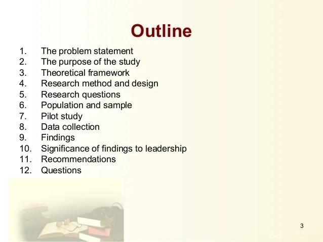 Dissertation Oral Defense Presentation