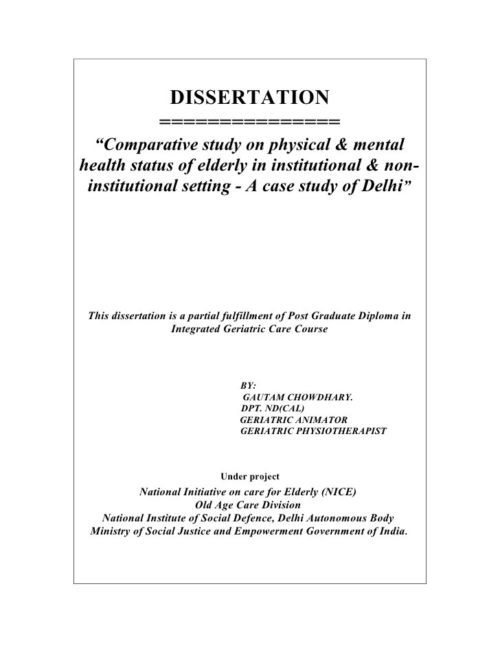 Medical thesis online full text