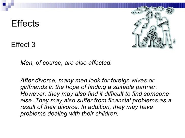 Cause Of Divorce Essay Cause And Effect Essays On Divorce How To