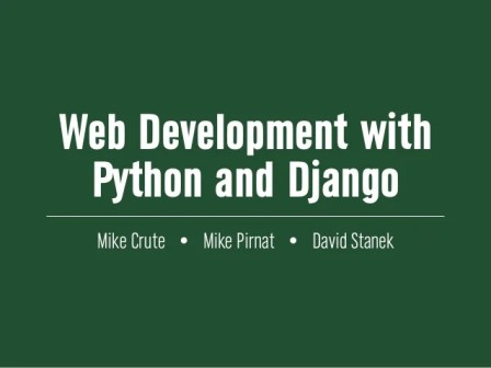 Image result for Learn basics of web development through Django training