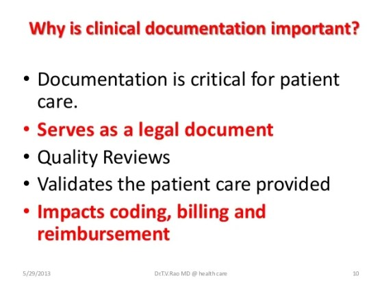 Negligence of Medical Records