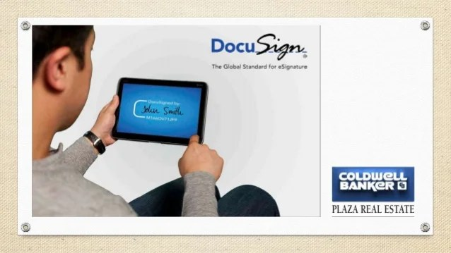 How To Use Docusign and Transaction Rooms