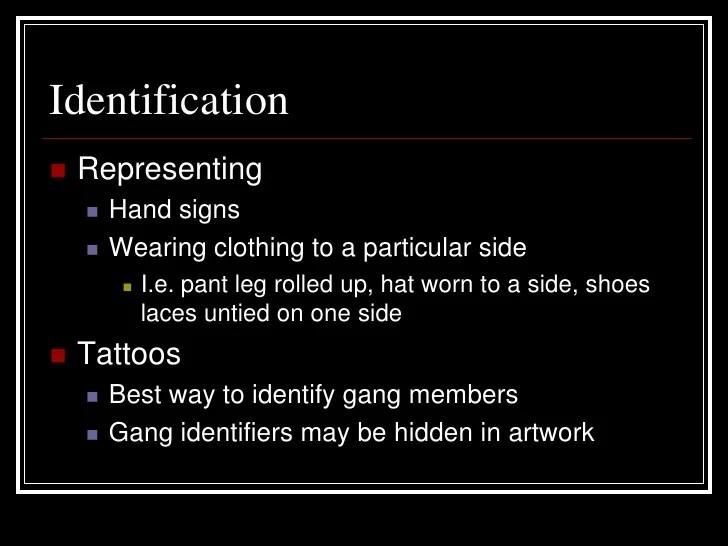 Piru Tattoos Gang Blood