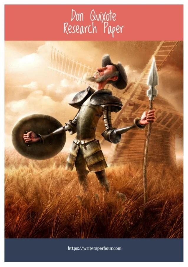 Don Quixote Research Paper