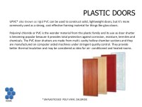 Door Designs- Building Materials and Construction