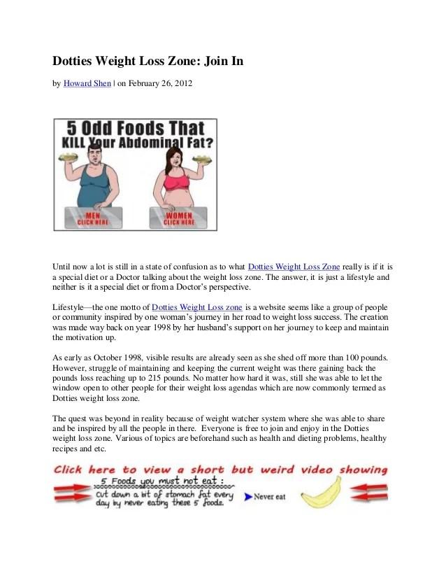Dotty Weight Watchers : dotty, weight, watchers, Dotties, Weight