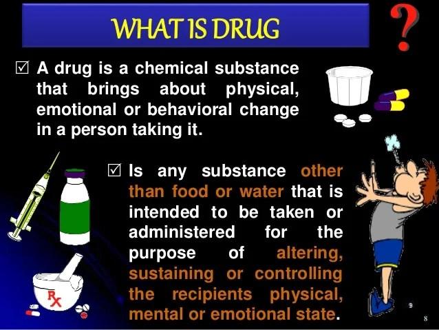 Drug Scenario In The Philippines