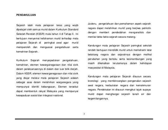 Contoh Isi Kandungan Folio Kerjaya Contoh 193