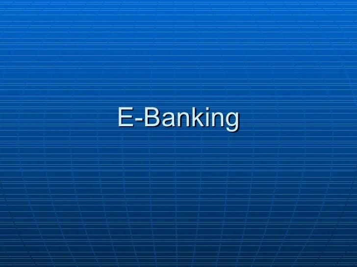 Secu Online Banking