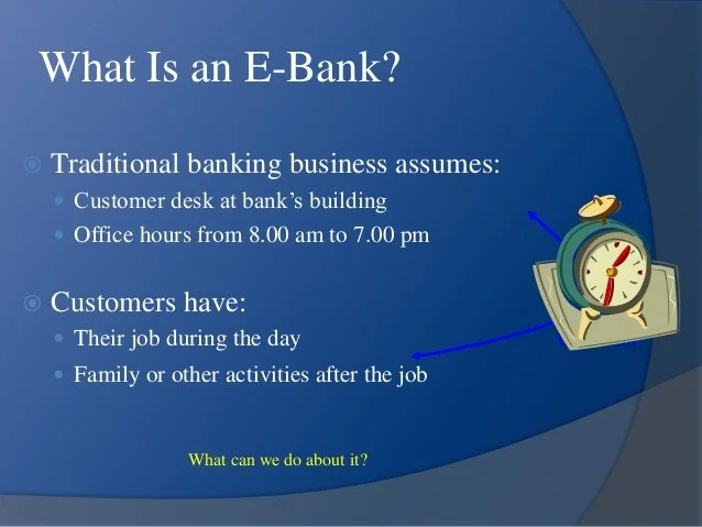 Security Bank Working Hours