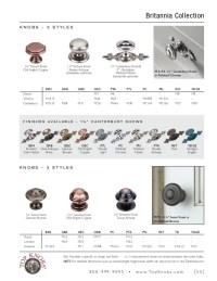 cabinet Hardware TK_catalog