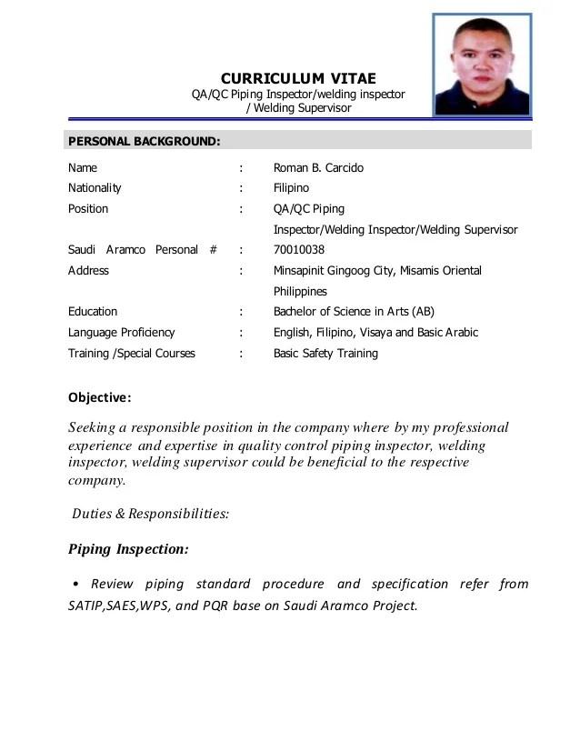 Curriculum VITA 2 COMPLETE PIPING