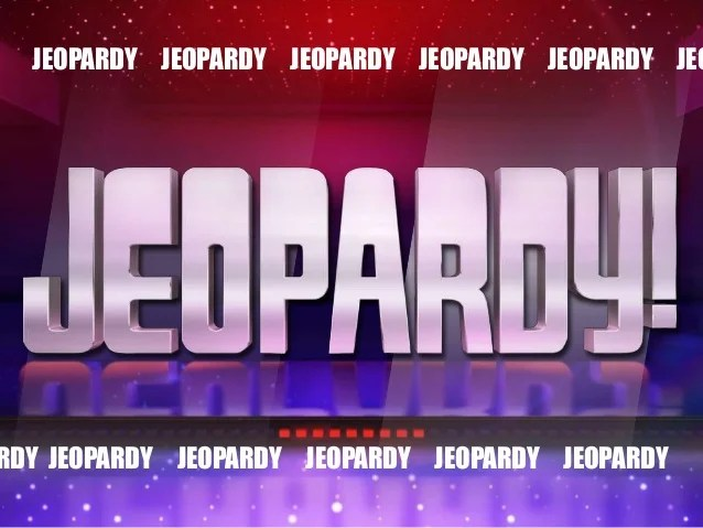 Jeopardy Game Educational Technology