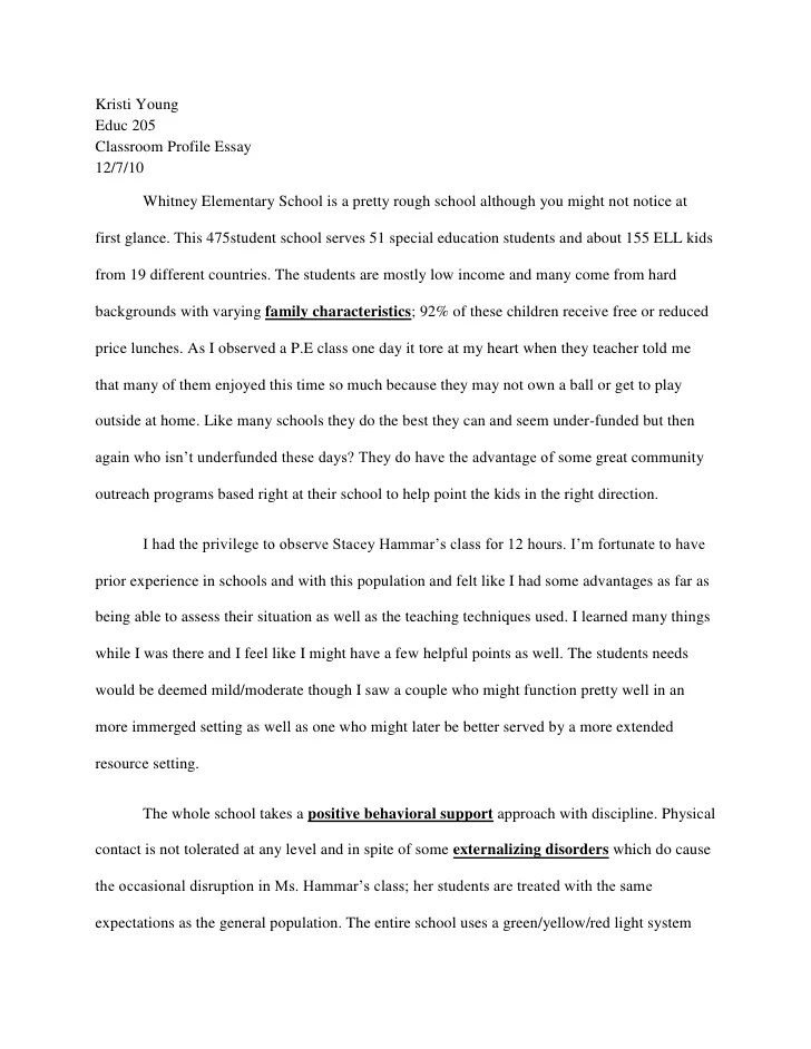 profile essay outline co profile essay outline