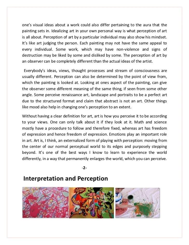 Art Essay Examples Extended Essay Visual Arts Nestorian Essay Essay