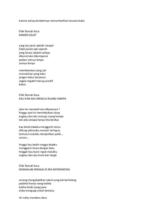 Chord Desember Erk : chord, desember, Artikel:, Kunci, Gitar, Sebelah, Rumah, Kaca , Hakana, Borneo, Sejahtera