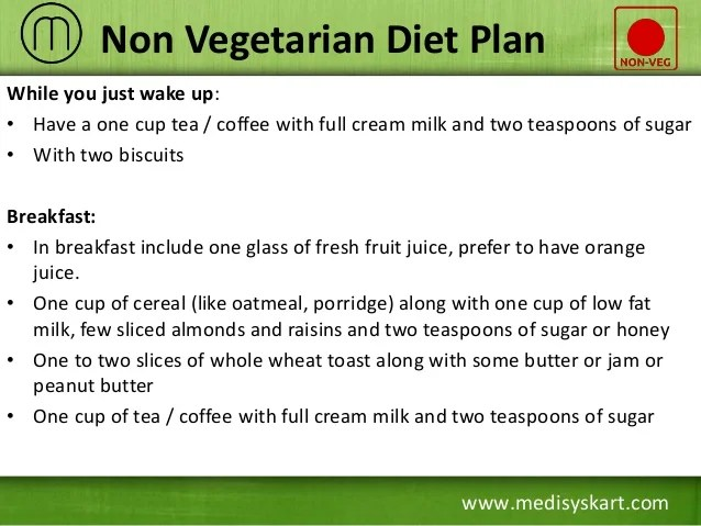 also effective diet plan to gain weight rh slideshare