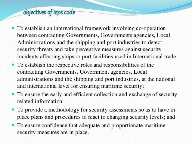 Define Security Measures