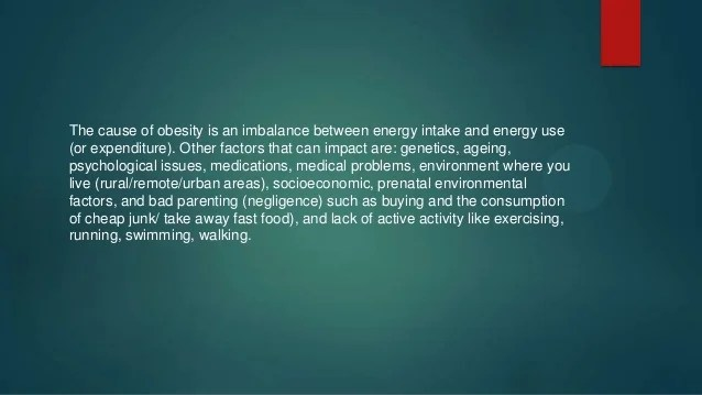 Food Health Effects Fast