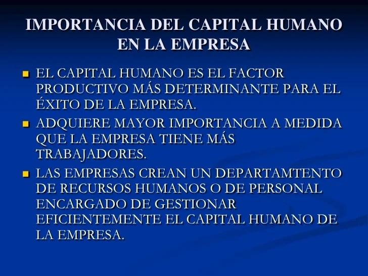 El Departamento De Recursos Humanos En La Empresa