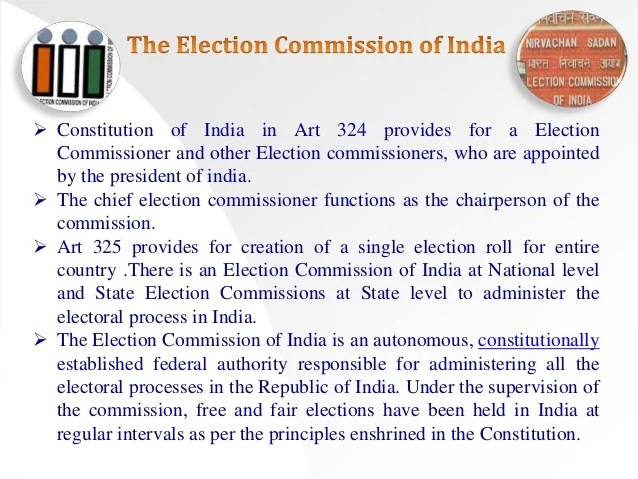 Election process in india rh slideshare net what is the system also describe great installation of mauriciolemus
