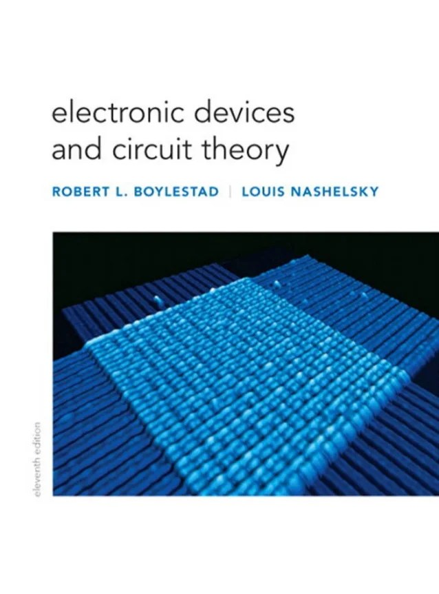 Electronic Circuit Devices In Pdf