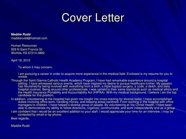 Accident Investigator Cover Letter