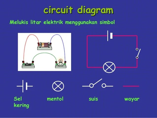 Electrical Schematic Circuit Symbols Chart On Parallel Circuits
