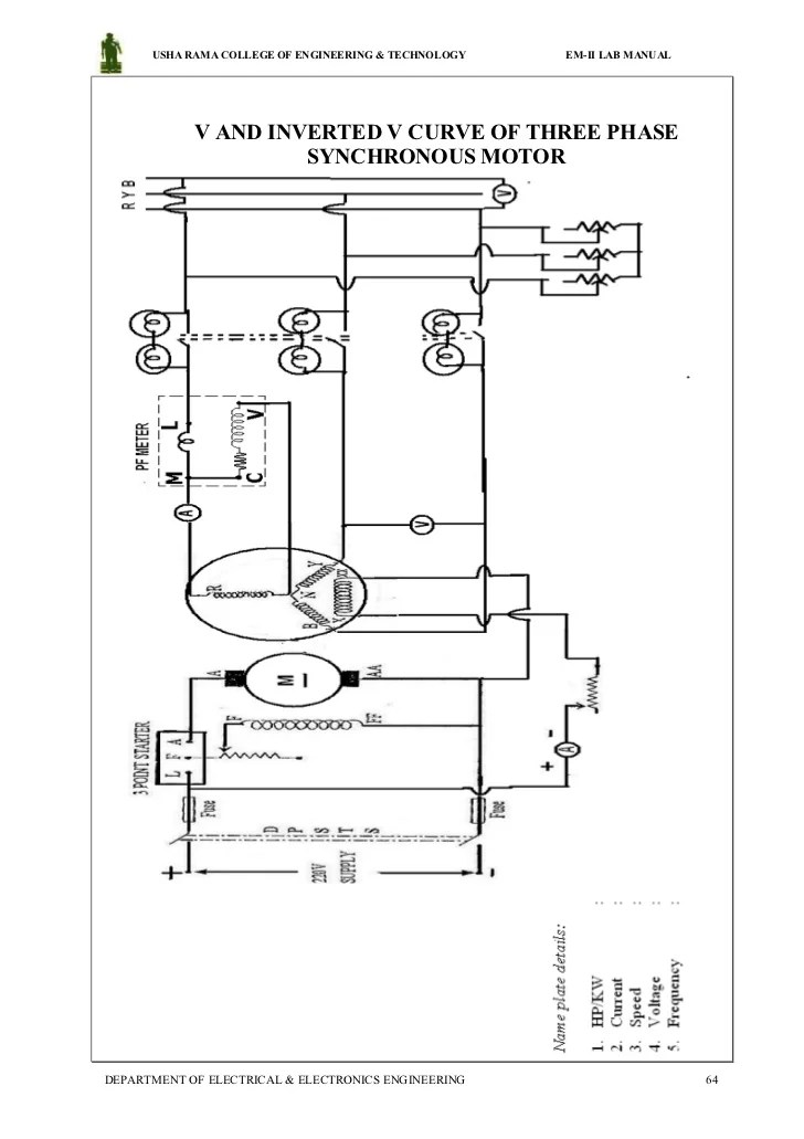 synchronous motor schematic diagram smart wiring diagrams u2022 rh krakencraft co ac synchronous motor wiring diagram synchronous electric motor wiring diagram