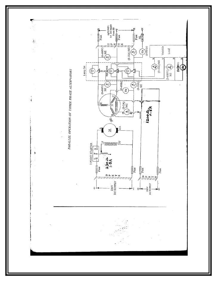 squirrel cage induction motor circuit diagram