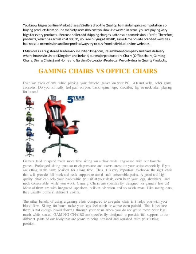 best gaming chair uk traditional rocking online buying tips chairs office in