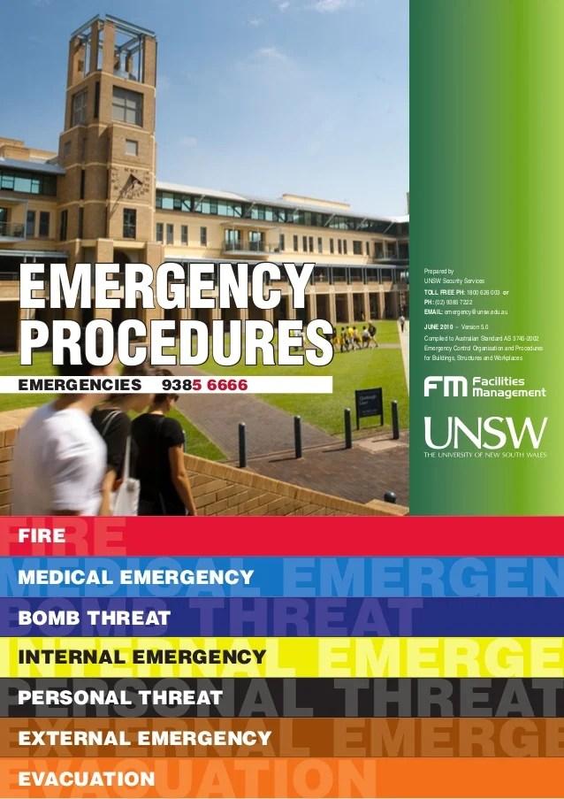 also emergency flip chart  less asses rh slideshare