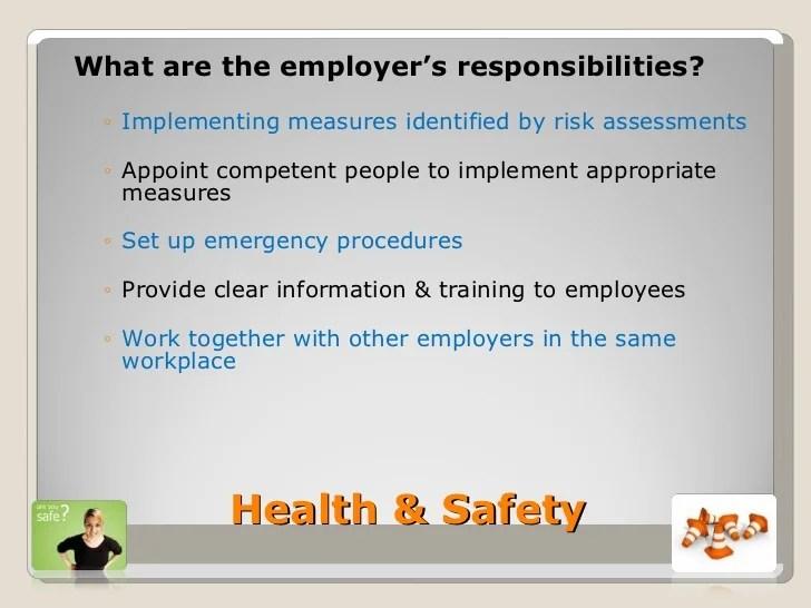 Employment Rights  Responsibilities Presentation
