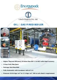 Oil fired boiler | diesel fired boiler | furnace oil fired ...