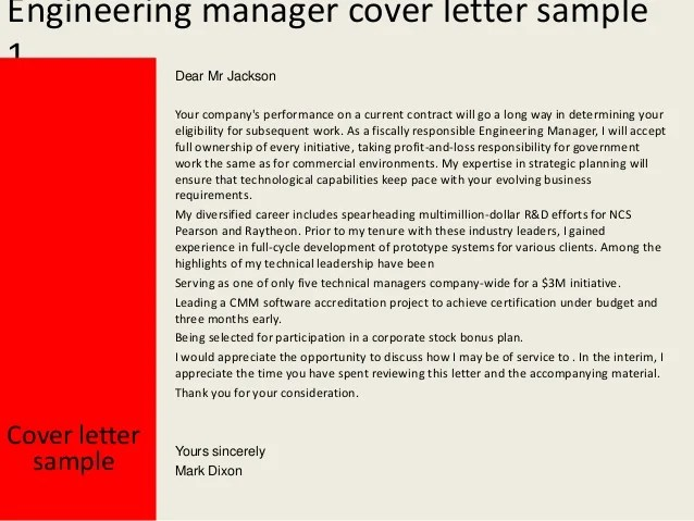 interview cover letter samples