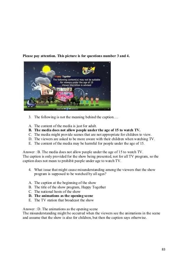 Contoh Soal Caption Dan Jawabannya : contoh, caption, jawabannya, Kumpulan, Contoh, Caption, Bahasa, Inggris, Cute766