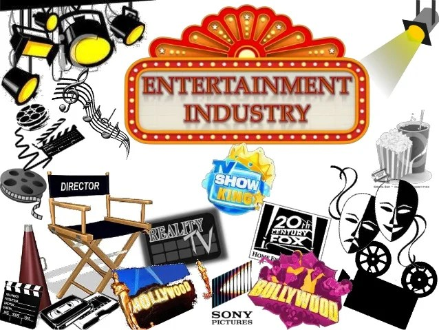 Image result for entertainment industry